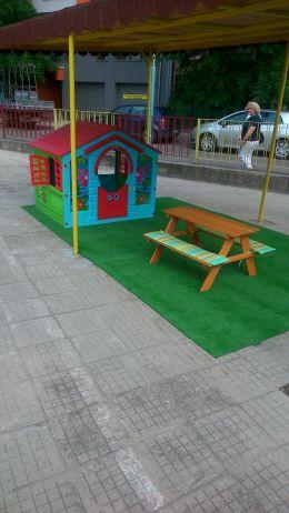 На зеленото килимче - ДГ Незабравка - Пловдив
