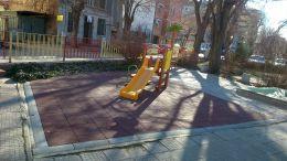 Площадка № 3 - ДГ Незабравка - Пловдив
