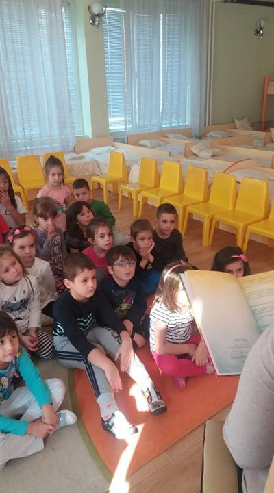 Ние четем 2 - ДГ Незабравка - Пловдив